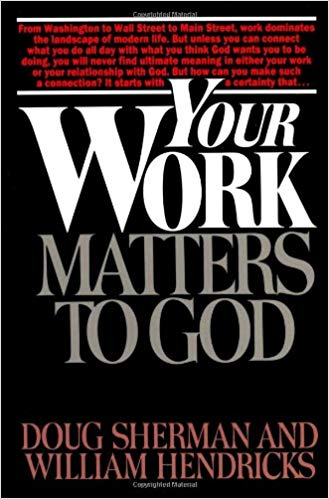 Your Work Matters to..