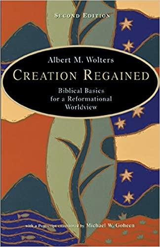Creation Regained: B..