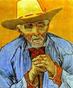 Portrait of a Peasant 1888